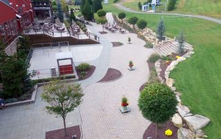 Landscape Design and Hardscape Design